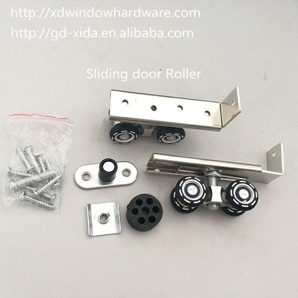 nylon ball bearing drawer sliding door stay door track roller-高要市 ...